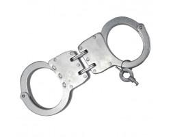 Настоящие милицейские наручники с жестким креплением