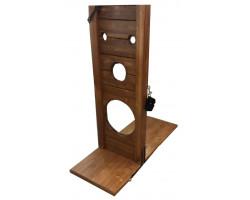 Деревянная колодка с разными вариантами фиксации