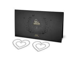 Пэстисы Bijoux Mimi Heart Silver серебристые