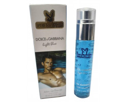 Духи с феромонами Dolce Gabbana light blue eau intense мужские 45 мл