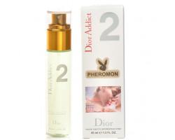 Духи с феромонами Dior addict женские 45 мл