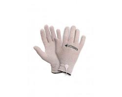 Перчатки для электромассажа E-stim Grey
