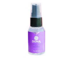 Спрей для тела Dona с феромонами и афродизиаками с тропическим ароматом 30 мл