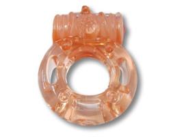Эрекционное кольцо Luxe Скользкая турбина и презерватив в подарок