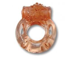 Эрекционное кольцо Luxe Штормовой мул и презерватив в подарок