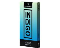 Презервативы Indigo Classic №5 классические