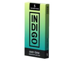Презервативы Indigo Over-time №5 продленного действия