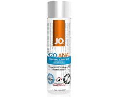Анальный водный лубрикант с разогревающим эффектом Jo Anal H2O Warming 120 мл
