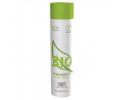Массажное масло Bio Massage oil с алоэ вера 100 мл