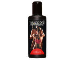 Масло массажное Magoon Strawberry 50 мл