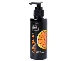 Массажное масло Erotist Апельсин и корица 150 мл