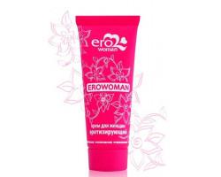 Крем для тела и интимных зон Erowoman с феромонами для женщин