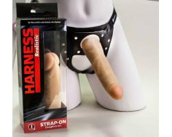 Страпон Harness в подарочной упаковке