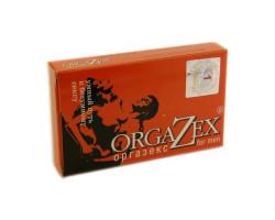 Препарат для потенции Оргазекс 1 капсула