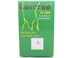 Возбуждающий препарат для мужчин Лаверон 1 таблетка