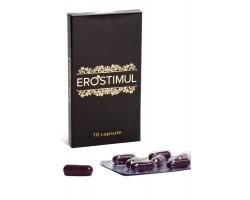 Капсулы для мужчин Erostimul 10 капсул