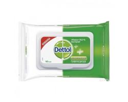 Влажные салфетки Dettol антибактериальные 50 шт