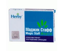 Препарата для стимулирования потенции Маджик Стафф 4 шт по 500 мг