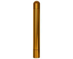 Золотой вибратор из алюминия Alumination