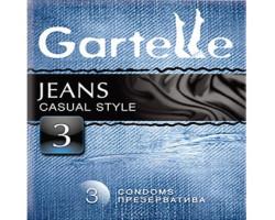 Презервативы Gartelle № 3 Jeans casual style