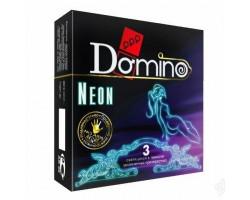 Неоновые презервативы Domino Neon №3