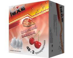 Презервативы Luxe Trio №3 Красноголовый мексиканец (Вишня) 1 блок (48 уп)