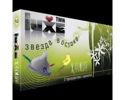 Ароматизированные презервативы Luxe №2 Звезда Востока Жасмин