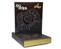 Возбуждающий шоколад для мужчин Joy Drops 24 гр.