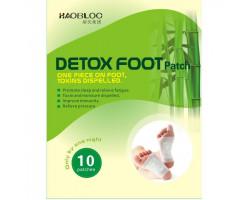 Пластырь для выведения токсинов Detox Foot 10 шт.