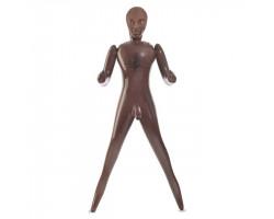 Кукла надувная мужчина афроамериканец Reggie Pipes