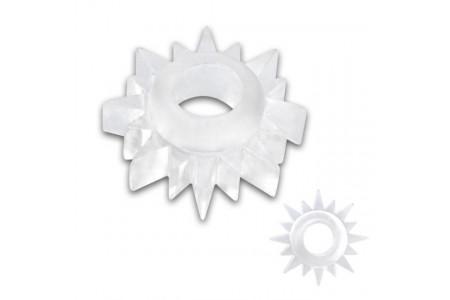 Прозрачное кольцо на пенис Topgear для эрекции