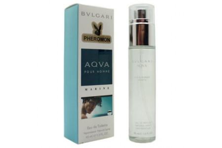 Духи с феромонами Bvlgari Aqua Pour Homme Marine мужские 45 мл
