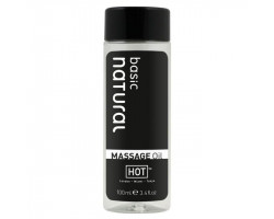 Массажное масло для тела Натюрель 100 мл без запаха