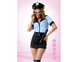 Костюм полицейского размер M/L