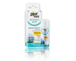 Нейтральный лубрикант на водной основе pjur reg;Med Natural glide 30 ml