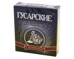 Презервативы латексные Гусарские №3 классические