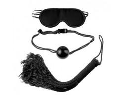 Набор Japanese Silk Rope Black