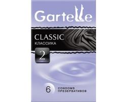 Презервативы Gartelle № 6 Classic Классика