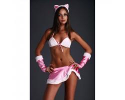 Костюм Pink Kitti S/M