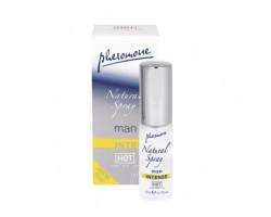 Духи для мужчин с феромонами Natural Spray Intense 5 мл, без запаха