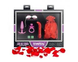 Подарочный набор Love Me Tender
